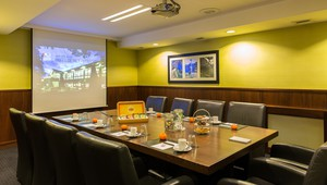 Boardroom meeting accomodation Van der Valk De Bilt - Utrecht