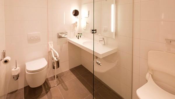 Comfort kamer - Mindervalide | Van der Valk Hotel De Bilt - Utrecht